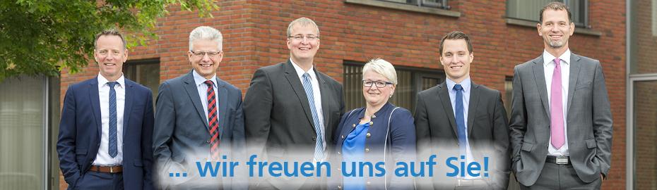 Ihre Immobilienexperten der Volksbank Niedergrafschaft