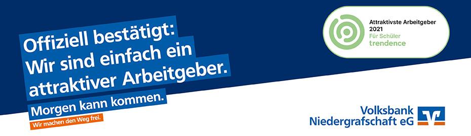 Top Arbeitgeber 2018 - Die Volks- und Raiffeisenbanken