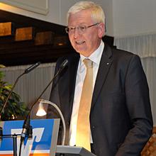 Bankvorstand Berend Gortmann